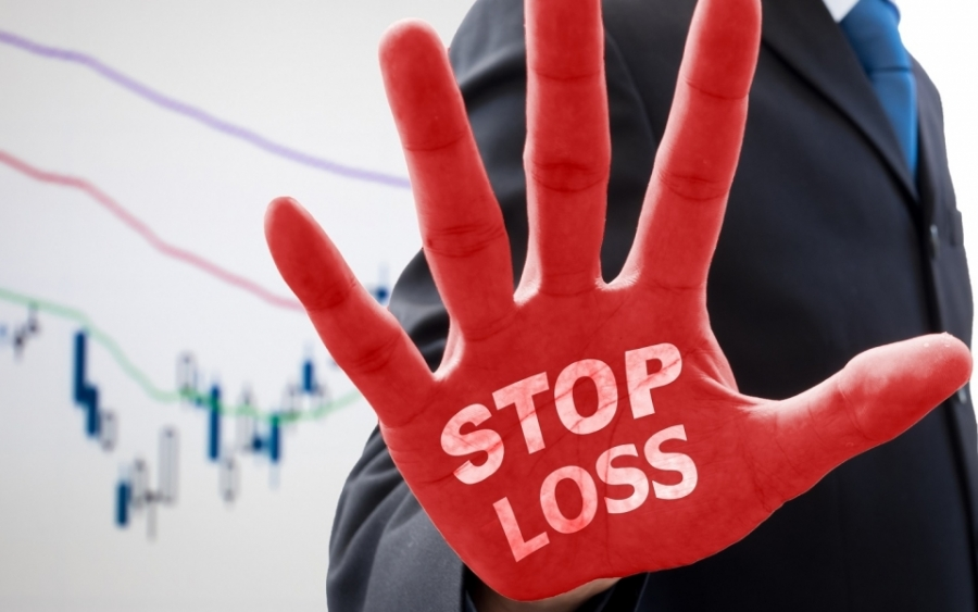 Stop loss on stock options